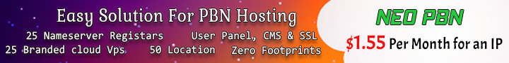 Cheapest PBN Hosting